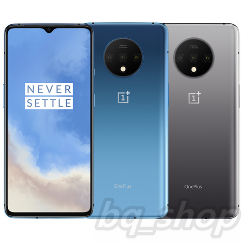 "OnePlus 7T 6.55"" 4G LTE 128GB 256GB 48+12+16MP Snapdragon 855+ Phone"