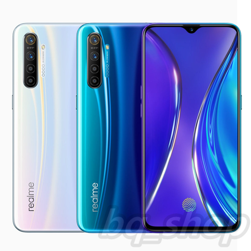 "Realme X2 Dual SIM 6.4"" 64GB 128GB 64MP Quad Camera Snapdragon730G Phone"
