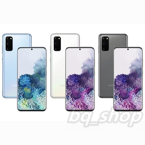 """Samsung Galaxy S20 5G G981 12/128GB 6.2"""" 64MP Exynos 990 Phone"""