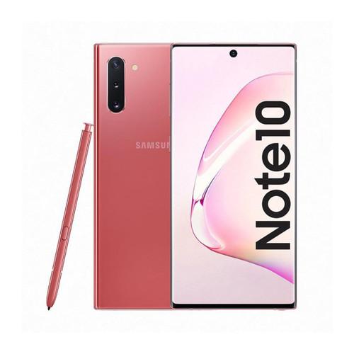 """Samsung Galaxy Note 10 N970FD Aura Pink 8/256GB 6.3"""" Exynos 9825 Phone"""