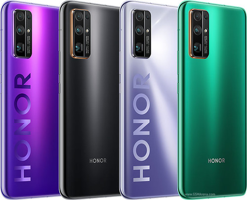 "Huawei Honor 30 Pro+ 5G 6.57"" 256GB 8GB/12GB 50MP Kirin 990 5G 4000mAh"