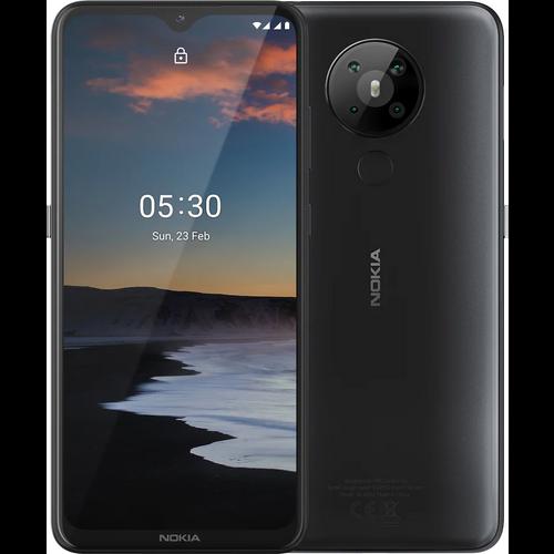 "Nokia 5.3 Dual Sim 6.55"" Black 64GB/4GB 13MP+5MP+2MP+2MP Android"