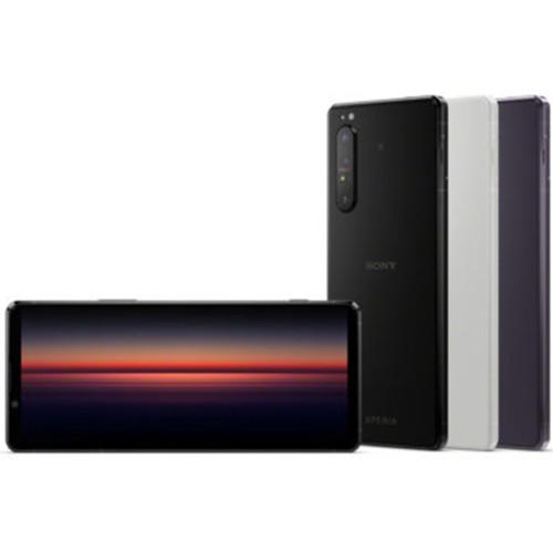 """Sony Xperia 1 II XQ-AT52 Dual-SIM 8/256GB 6.5"""" OLED 4K HDR IP68 Phone"""