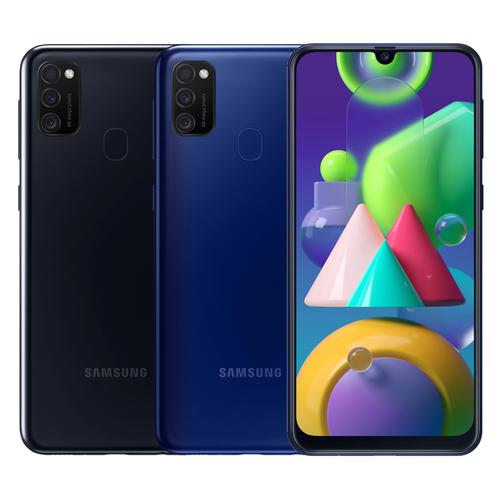"Samsung Galaxy M21 M215FD 64GB 6.4"" 48MP Octa-core 6000mAh Phone"