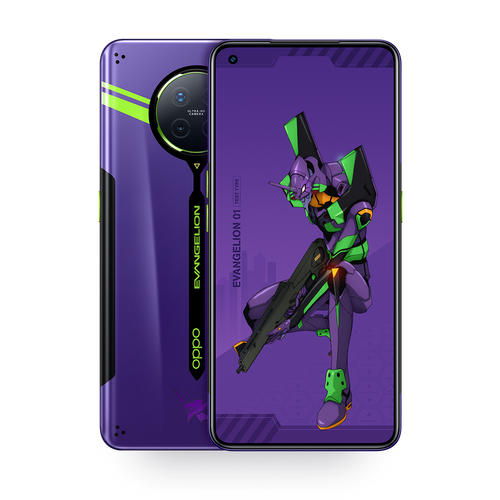 "Oppo Reno Ace 2 6.55"" EVA Limited Edition 48MP Snapdragon 865 4000mAh"