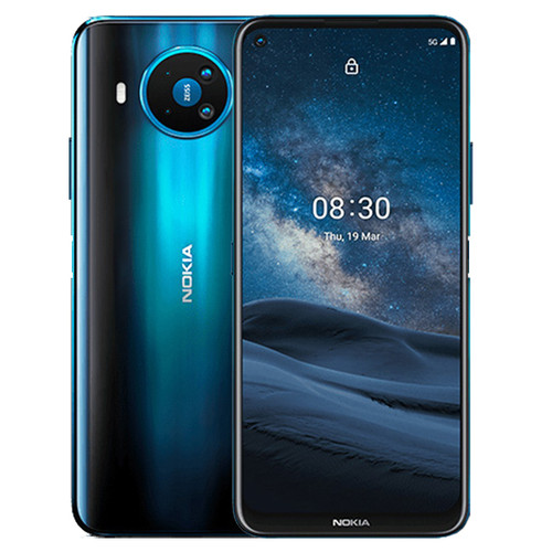 "Nokia 8.3 Dual Sim 6.81"" Polar Night 128GB/8GB 64MP+12MP+2MP+2MP Android"