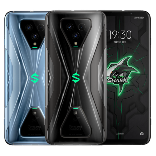 "Xiaomi Black Shark 3S 5G 6.67"" 64MP Snapdragon 865 Phone"