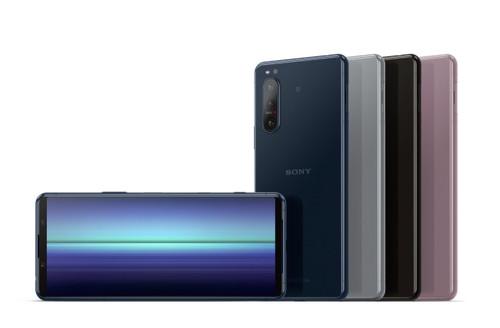 "Sony Xperia 5 II 5G Dual Sim 6.1"" 8+256GB Snapdragon 865 4000mAh Phone"