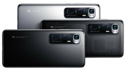 "Xiaomi Mi 10 Ultra 5G 6.67"" 48+48+12+20MP Snapdragon 865 Phone"