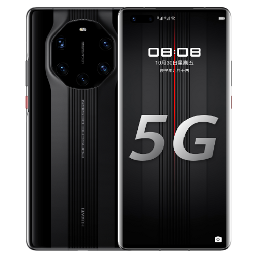 "Huawei Mate 40 RS Porsche Design Black 12/512GB 6.76"" Kirin 980 Android"
