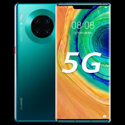 "Huawei Mate 30E Pro 5G 256GB 6.53"" 40MP Kirin 990E Octa Core Phone"