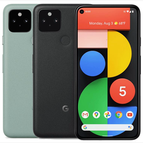 "Google Pixel 5 5G 6"" 128GB IP68 Octa-core Android 11 Phone"