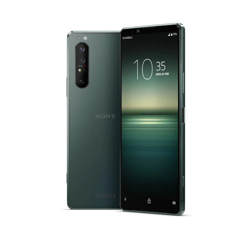 "Sony Xperia 1 II XQ-AT52 Dual-SIM 12GB 256GB 6.5"" OLED 4K HDR IP68 Phone"