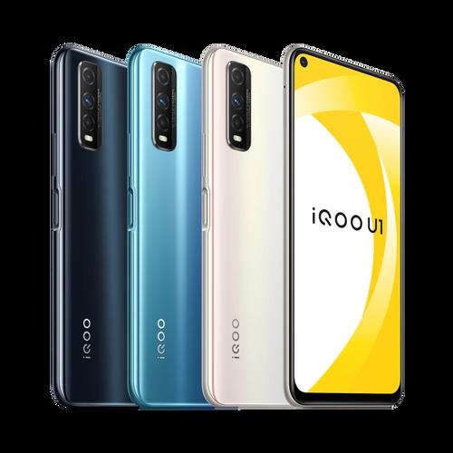 """vivo iQOO U1 6.53"""" Dual SIM Snapdragon 720G 4500mAh Phone"""
