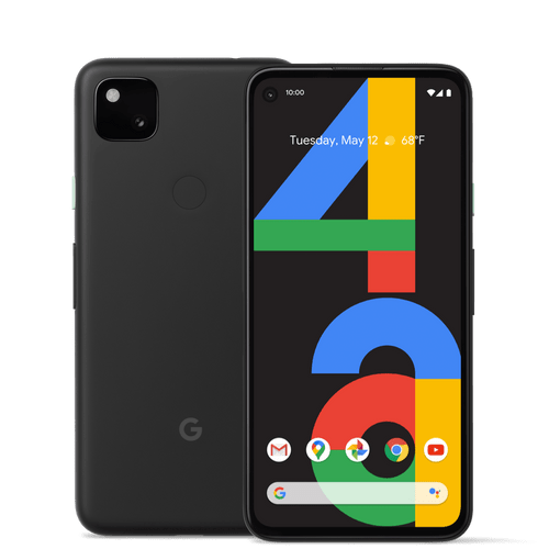 "Google Pixel 4A 5.81"" 4G 128GB Black Octa-core Android Phone"
