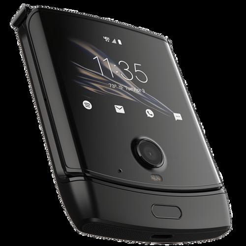 "Motorola Razr XT2000-2 4G 6.2"" Black 128GB/6GB Octa-core Flip Smartphone"