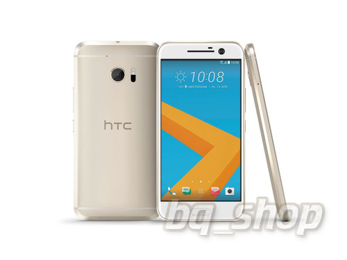 "NEW HTC M10 Gold 5.2"" 32GB Dual-core 12MP 4 GB RAM Android Phone"