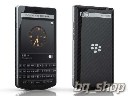 BLACKBERRY Porsche Design P9983 8MP 64GB BlackBerry 10.3 OS Phone