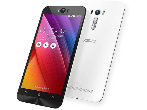 "Asus Zenfone Selfie ZD551KL 32GB LTE 3GB Ram White Android 5.5"" Phone"