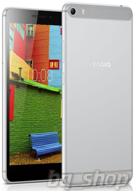 "Lenovo Phab Plus Silver 32GB 6.8"" 13MP 2GB RAM Octa-core 1.5 GHz Phone"