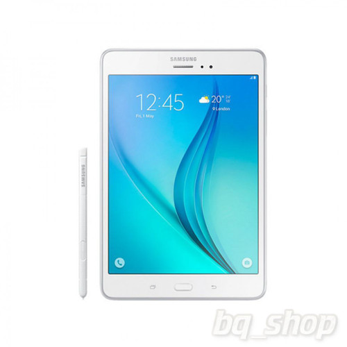 "Samsung Galaxy Tab A P355 8.0"" LCD LTE 16GB White Android Tablet"