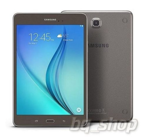 """Samsung Galaxy Tab A P350 8.0"""" Wifi 16GB Gray Dual-core Android Tablet"""