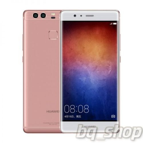 "Huawei P9 Pink Dual SIM 64GB 5.2"" Octa Core 4GB RAM 12MP Android Phone"