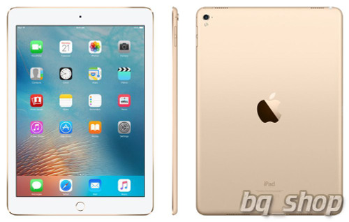 "Apple iPad Pro 256GB 4G Gold iOS 9 4GB RAM 12.9"" 8MP Tablet"