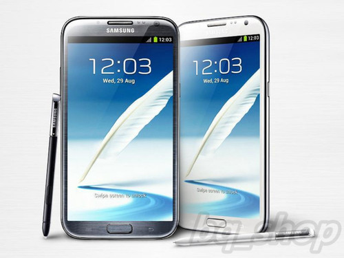 "Samsung Galaxy Note 2 N7100 5.5"" SUPER AMOLED Quad Core 2GB RAM Phone"
