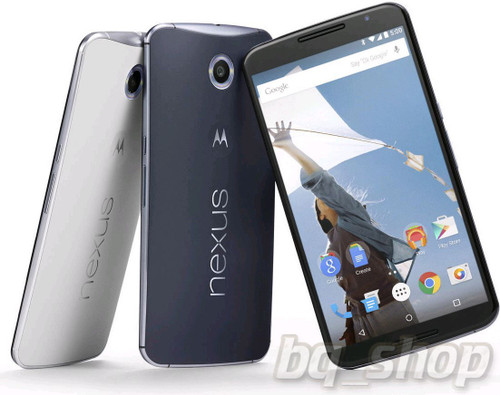 "Motorola Nexus 6 XT1100 32GB 3GB Ram 13MP 5.96"" Android 5.0 Phone"