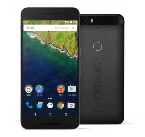 "Huawei Nexus 6P 32GB 5.7"" 12MP Quad-core Graphite 3GB Android Phone"