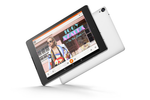 """HTC Nexus 9 16GB White WIFI 8.9"""" LCD 8MP Android 5.0 (Lollipop) Tablet"""