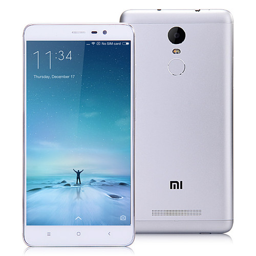 Xiaomi Redmi note 3 Pro White 13MP 16GB 5.5'' 2GB RAM Android Phone