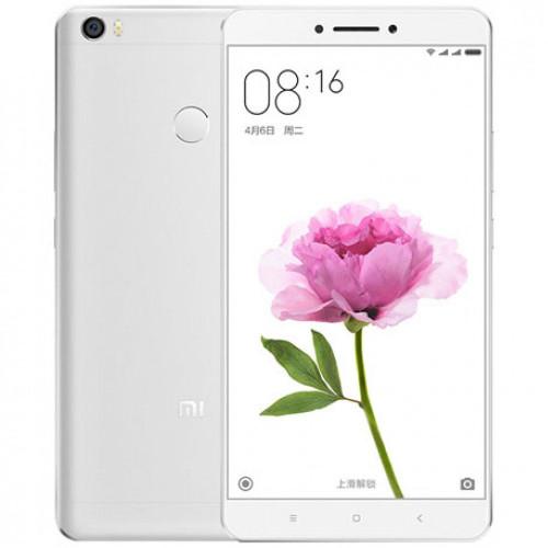 "Xiaomi Mi Max 64GB Silver Dual Sim 3GB RAM 6.44"" 16MP Android Phone"