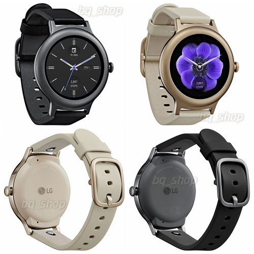 LG G Watch Style W270 Water&Dust Resistant IP67 Android Watch