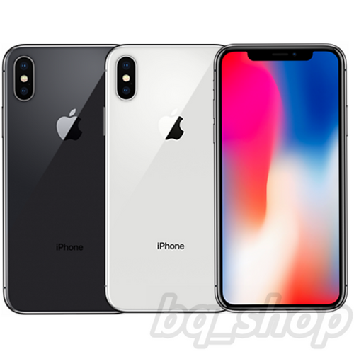 "Apple iPhone X 5.8"" iOS 11 Unlocked Smart Phone"