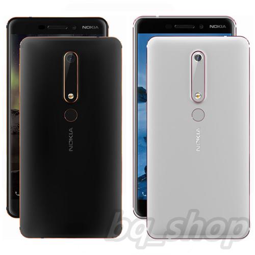 "Nokia 6 (2018) DS 5.5"" RAM Octa-Core Snapdragon 630 Phone"