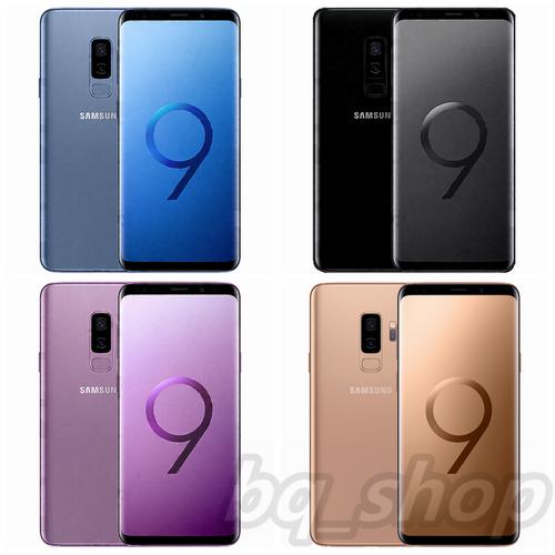 "Samsung Galaxy S9+ G9650 Dual Sim 64/128/256GB 6 GB RAM 6.2"" Android"