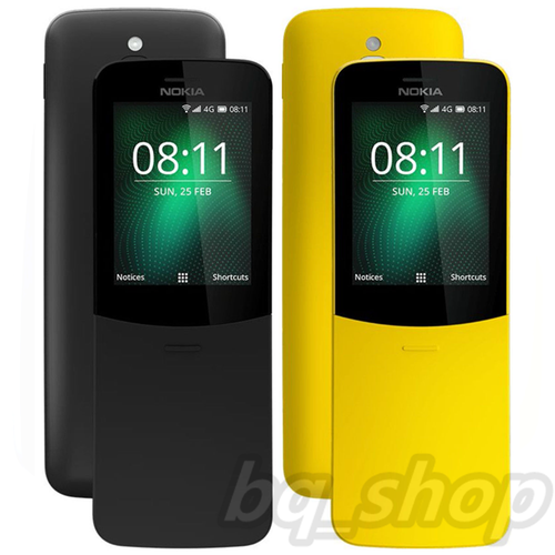 Nokia 8110 4G 4GB 2.4 inches Dual-core KaiOS Phone