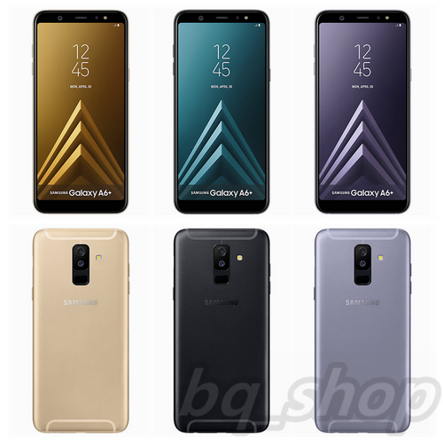 "Samsung Galaxy A6+(2018) A6050 64GB HD+ 6"" 16MP Octa-Core Android Phone"
