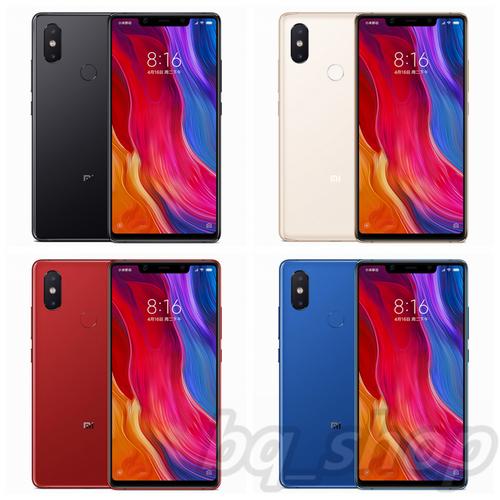 "Xiaomi Mi 8 SE 5.88"" Dual AI 12MP + 5MP Snapdragon 710 Phone"