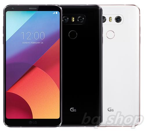 "LG G6 H870S Dual Sim 4GB+32GB 5.7"" Quad-core 13MP Android Phone"