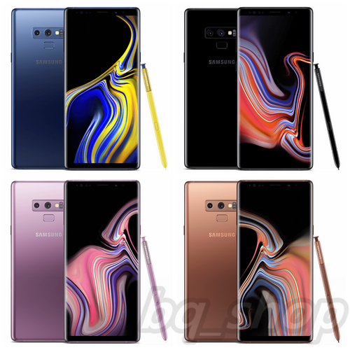 "Samsung Galaxy Note9 N960FD 6.4""  IP68 Android Phone"