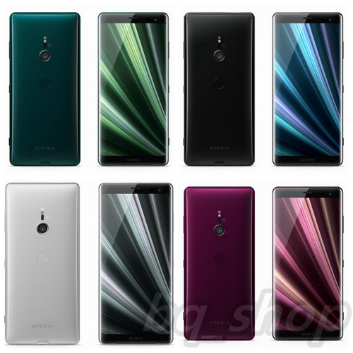 """Sony Xperia XZ3 H9493 6/64GB 6"""" 19MP Snapdragon 845 IP65/68 Android"""