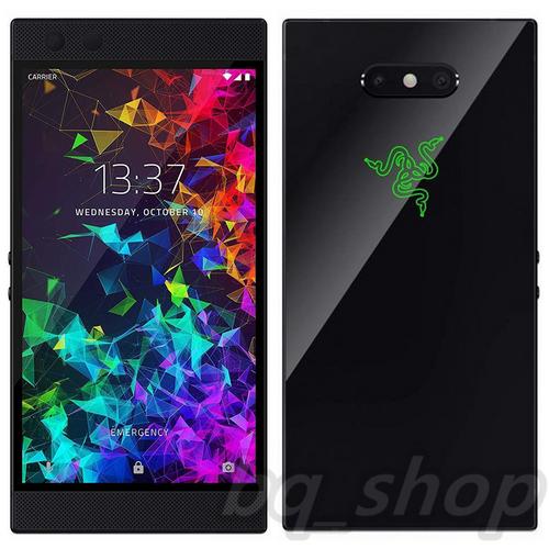 Razer Phone 2 Black 5.7'' 64GB Dual Cameras IP67 Android8.1 Gaming Phone