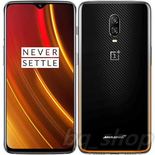 "OnePlus 6T McLaren Edition 10GB/256GB 6.41"" Dual16+20 MP OctaCore Phone"