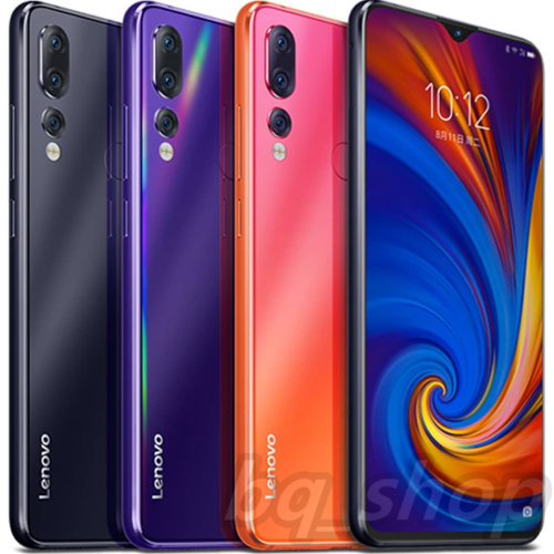 """Lenovo Z5S 6.3"""" Dual SIM 64GB Snapdragon 710 Face ID Android Phone"""