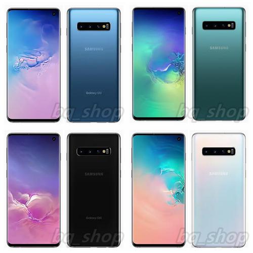 "Samsung Galaxy S10 G973FD 128GB/8GB 6.1"" Dual SIM Octa Core Phone"