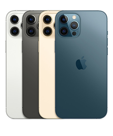 Apple iPhone 12 Pro Max iOS Dual Sim 12MP Unlocked Phone