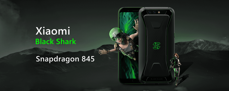 "Xiaomi Black Shark 4G 5.99"" Snapdragon 845 Android 8.0 Phone OPEN BOX(Unboxing)"